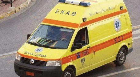 Αυτοκίνητο παρέσυρε και εγκατέλειψε ποδηλάτη στην Καρδίτσα