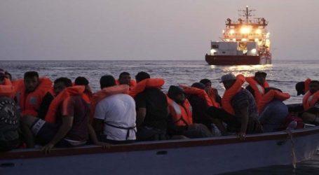 Εντοπισμός πλοίου που μετέφερε 34 Σύρους πρόσφυγες στ' ανοιχτά της Τρίπολης