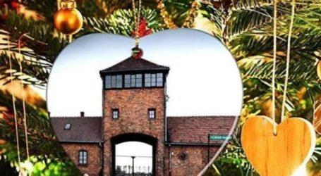 Το Μουσείο του Άουσβιτς επικρίνει την Amazon για χριστουγενιάτικα στολίδια με την εικόνα του στρατοπέδου