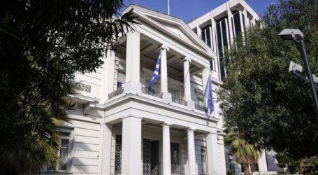 Αυστηρή απάντηση του υπουργείου Εξωτερικών στην Άγκυρα: «Επιμένει σε τεχνάσματα…»