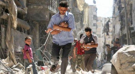 Τουλάχιστον 10 νεκροί από αεροπορικούς βομβαρδισμούς στην Ιντλίμπ
