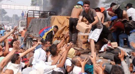 Ο Ερυθρός Σταυρός καταγγέλλει πολιτικοποίηση της ανθρωπιστικής βοήθειας στη Βενεζουέλα