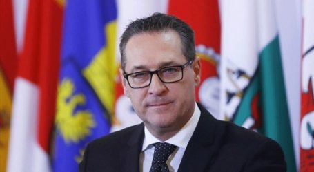 Μέσα στην εβδομάδα η απόφαση του Κόμματος των Ελευθέρων για οριστική διαγραφή του Στράχε