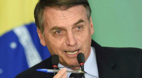 Ο Μπολσονάρου ελπίζει ότι ο Τραμπ δεν θα τιμωρήσει τη Βραζιλία με δασμούς