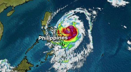 Δεκάδες χιλιάδες εγκαταλείπουν τα σπίτια τους στις Φιλιππίνες ενόψει του τυφώνα Καμούρι