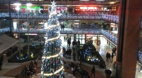 Στις 12 Δεκεμβρίου ξεκινά το εορταστικό ωράριο των εμπορικών καταστημάτων
