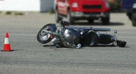Πεζός παρασύρθηκε από μηχανή- Νοσηλεύεται σοβαρά τραυματισμένος
