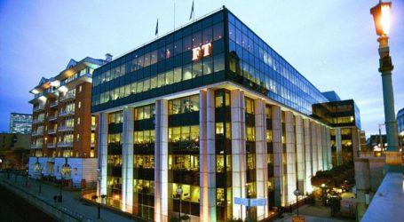 Στα γραφεία των Financial Times στο Λονδίνο ο Κυριάκος Μητσοτάκης