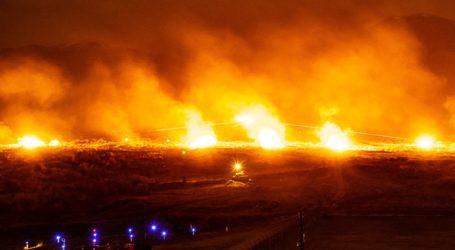 Εντυπωσιακές εικόνες από τη νυχτερινή άσκηση των αρμάτων μάχης στο Λιτόχωρο