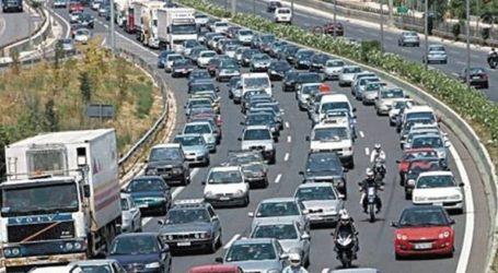 Ουρές χιλιομέτρων στην Ε.Ο. Αθηνών-Λαμίας λόγω ατυχήματος