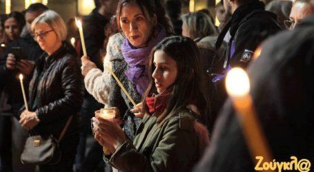Συγκέντρωση μνήμης για τα θύματα του φονικού σεισμού στην Αλβανία