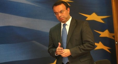 Ικανοποίηση Σταϊκούρα για τα αποτελέσματα του Eurogroup