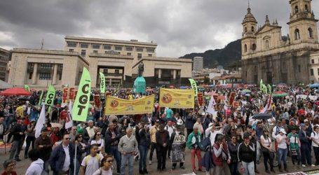 Συνεχίζονται για 14η ημέρα οι διαδηλώσεις στην Κολομβία