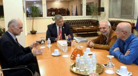 Συνεργασία της Περιφέρειας Αττικής με το Γεωπονικό Πανεπιστήμιο Αθηνών