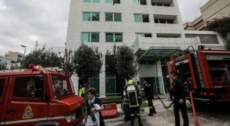 Ενδείξεις για εμπρησμό στο ξενοδοχείο Athenaeum Palace