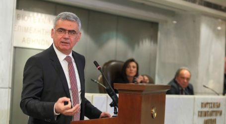 Ο Παν. Περάκης εξελέγη αντιπρόεδρος του Συμβουλίου των Ευρωπαϊκών Δικηγορικών Συλλόγων