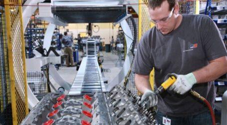 Αυξήθηκαν ελάχιστα οι εργοστασιακές παραγγελίες τον Οκτώβριο
