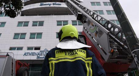 Το Τμήμα Ανθρωποκτονιών αναλαμβάνει την υπόθεση στης πυρκαγιάς στο Athenaeum Palace