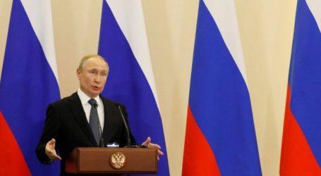 Ο Πούτιν θέλει να ανανεωθεί έως το τέλος του 2019 η συνθήκη New Start με τις ΗΠΑ