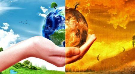 Μεγάλη πορεία για την κλιματική αλλαγή πραγματοποιείται στη Μαδρίτη