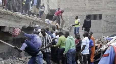 Τουλάχιστον τρεις νεκροί από την κατάρρευση κτηρίου στο Ναϊρόμπι