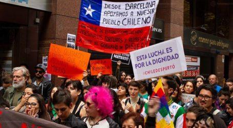 Συνεχίζονται για 50ή ημέρα οι κινητοποιήσεις στη Χιλή