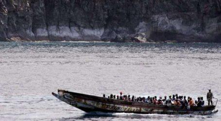 Αναχαιτίστηκε σκάφος με 192 μετανάστες