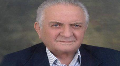 Έφυγε από τη ζωή ο επί 16 χρόνια δήμαρχος Αλμυρού Σπύρος Ράππος