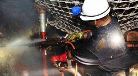 Τέσσερις εργαζόμενοι σε χρυσωρυχείο αγνοούνται έπειτα από μικρή σεισμική δόνηση στη Νότια Αφρική