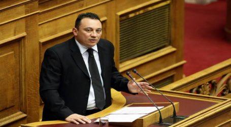 Ο Κ. Βλάσης αναλαμβάνει υφυπουργός Εξωτερικών στη θέση του Αντ. Διαμαντάρη