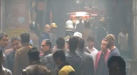Τουλάχιστον 43 νεκροί από πυρκαγιά σε εργοστάσιο