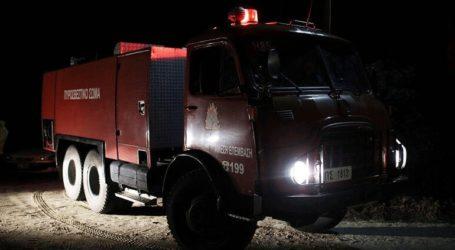 Τραγικό τέλος βρήκε 89χρονος στη Μυτιλήνη όταν το σπίτι του τυλίχθηκε στις φλόγες