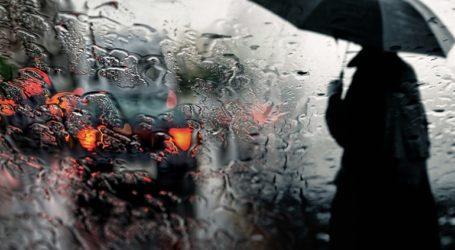Έρχονται βροχές, καταιγίδες και ισχυροί άνεμοι