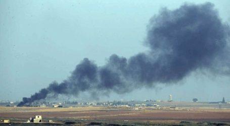 Πέντε μέλη παραστρατιωτικών οργανώσεων σκοτώθηκαν σε αεροπορικά πλήγματα