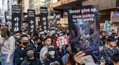 Χιλιάδες διαδηλωτές στους δρόμους για την Ημέρα των Ανθρωπίνων Δικαιωμάτων
