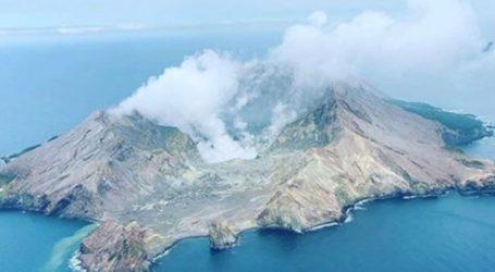 Ηφαιστειακή έκρηξη στη Νέα Ζηλανδία