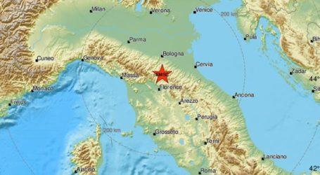 Σεισμική δόνηση 4,5R στη βόρεια Ιταλία