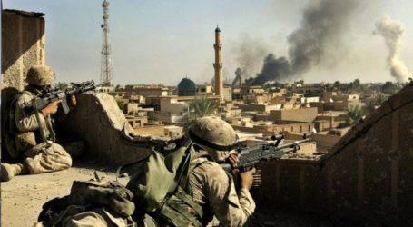 Τέσσερις ρουκέτες έπεσαν σε στρατιωτική βάση δίπλα στο αεροδρόμιο της Βαγδάτης