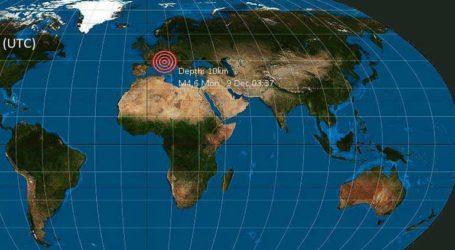 Σεισμός 4,5 Ρίχτερ στην Τοσκάνη της Ιταλίας