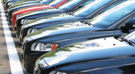 Αυξήθηκε 12,5% ο αριθμός των αυτοκινήτων που κυκλοφόρησαν τον Νοέμβριο