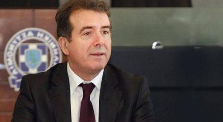 Στις ΗΠΑ για επίσημη επίσκεψη ο υπουργός Προστασίας του Πολίτη Μιχάλης Χρυσοχοΐδης