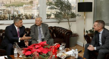 Συνάντηση Πατούλη με τον πρόεδρο του ΑΣΕΠ για θέματα πρόσληψης προσωπικού