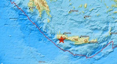 Σεισμός 3 Ρίχτερ στην Κρήτη
