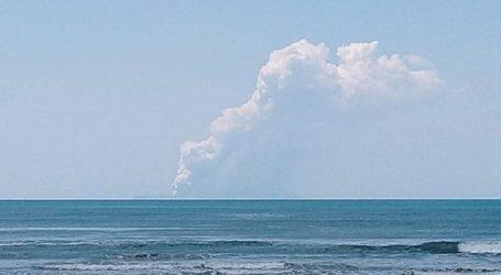Οκτώ άνθρωποι αγνοούνται μετά την έκρηξη του ηφαιστείου