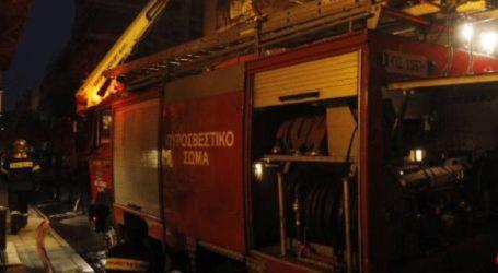 Κρήτη: Φωτιά σε κατοικία στη Χερσόνησο
