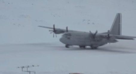 Εξαφανίστηκε από τα ραντάρ μεταγωγικό αεροσκάφος C-130 με 38 επιβαίνοντες