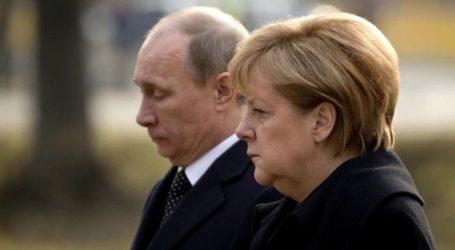 Η Μέρκελ ζήτησε από τον Πούτιν να συνεργαστεί στις έρευνες για τη δολοφονία Γεωργιανού