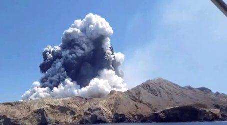 To ηφαίστειο εξαφάνισε τη ζωή από το νησί Γουάιτ
