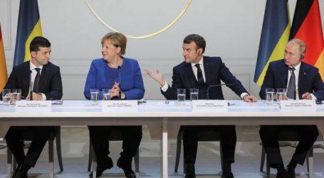 Θετικές εξελίξεις στο Ουκρανικό δείχνει η συνάντηση στο Παρίσι