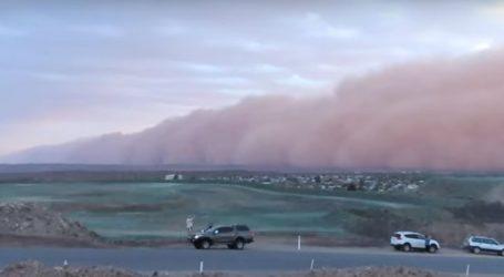Αυστραλία: Αμμοθύελλα «κατάπιε» πόλη